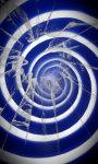 Blue hypnosis live wallpaper Free screenshot 1/5
