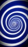 Blue hypnosis live wallpaper Free screenshot 3/5