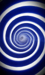 Blue hypnosis live wallpaper Free screenshot 5/5