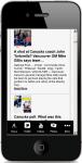 Vancouver Canucks News 2 screenshot 2/4