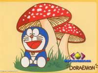 Doraemon Cute and Funny Wallpaper screenshot 1/6