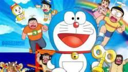 Doraemon Cute and Funny Wallpaper screenshot 6/6
