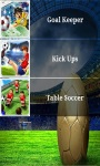 Football Soccer Collection Games 2014 screenshot 1/4