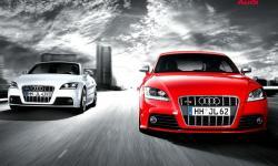 Amazing Muscle Audi Cars HD Wallpaper screenshot 3/6