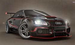 Amazing Muscle Audi Cars HD Wallpaper screenshot 5/6