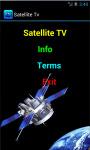 Satellite TV Working Mode screenshot 2/4