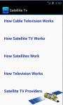 Satellite TV Working Mode screenshot 3/4
