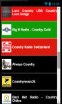 Country Music Radio Stations No 1 screenshot 4/5