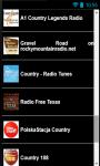Country Music Radio Stations No 1 screenshot 5/5