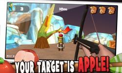Your target is Apple screenshot 1/2