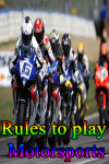 Rules to play Motorsports screenshot 1/3