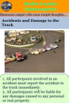 Rules to play Motorsports screenshot 3/3