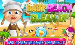 New Baby Beach Cleanup screenshot 1/4