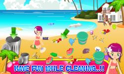 New Baby Beach Cleanup screenshot 2/4