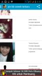SHARE pin bbm girls screenshot 2/3