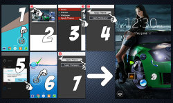Speed Theme screenshot 3/4