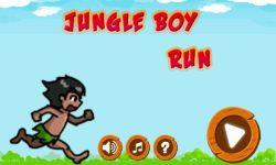 Jungle Boy Run Adventure screenshot 1/6