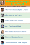 Most Influential People in the World screenshot 2/3