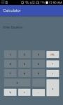 my Basic Calculator screenshot 1/1