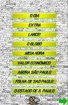 Los Periódicos de Brasil screenshot 2/5