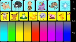 Kids Animal Piano Free screenshot 2/5
