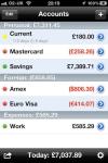 Account Tracker Free screenshot 1/1