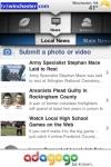 TV3 Mobile Local News screenshot 1/1