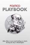 POLITICO Playbook screenshot 1/1