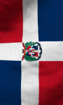 Dominican republic flag Free screenshot 4/5