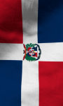 Dominican republic flag Free screenshot 5/5