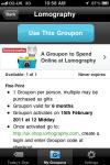 Groupon UK screenshot 4/6