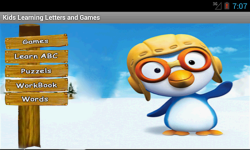 Kids Learning Letters Games screenshot 1/2