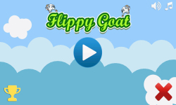Flappy Goat screenshot 1/5