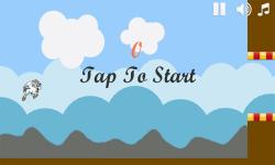 Flappy Goat screenshot 2/5