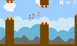 Flappy Goat screenshot 3/5
