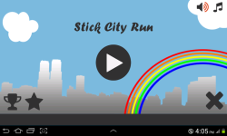 Stick City Run screenshot 1/5
