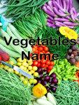 Vegetables Name with Photos screenshot 1/3