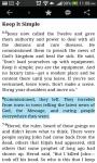 The Message Bible screenshot 3/3