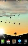 Desert Sunset LWP screenshot 4/6