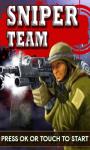 Sniper Team -free screenshot 1/1