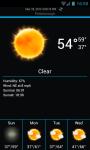 Weather App V2 screenshot 1/6