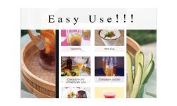 cocktail recipes food screenshot 2/3