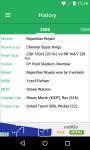 IPL Season 9 - Live Score screenshot 6/6