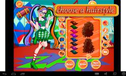 Harley Quinn Dress Up Game screenshot 1/4