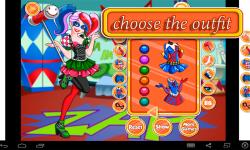 Harley Quinn Dress Up Game screenshot 2/4