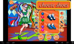 Harley Quinn Dress Up Game screenshot 3/4