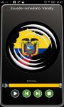 Radio FM Ecuador screenshot 2/2