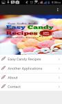 Easy Healthy Candy Recipes screenshot 1/4