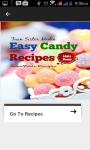 Easy Healthy Candy Recipes screenshot 2/4