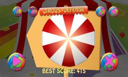 Circus Defense  screenshot 2/6